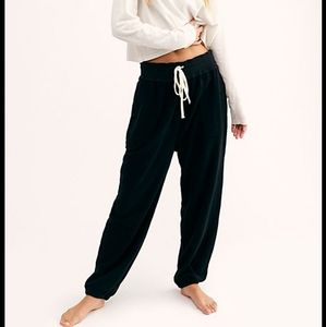 🆕Free People Slouch Drawstring Joggers